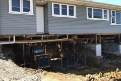 Scarbro Civil Contractors Technical Excavation House Lift