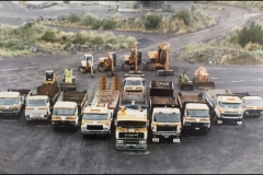 1980's Scarbro Fleet